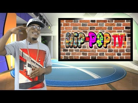 Hip-Pop TV – Tune in every Thursday for the latest Hip-Hop and Pop culture News!