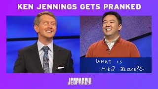 Final Jeopardy! January 19, 2021 | Ken Jennings Gets Trolled: H&R Block | JEOPARDY!
