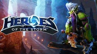 Heroes of the Storm - Official Zul'jin Spotlight Trailer