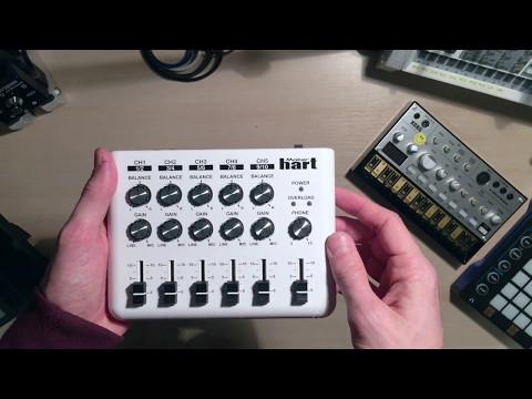 Maker Hart Loop Mixer — Mini Review and Demo