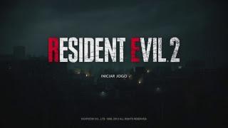 Resident evil 2 Remake #03 bora tomar susto Pt-Br