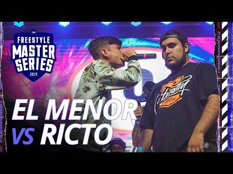 EL MENOR VS RICTO   FMS CHILE   JORNADA 8   Temporada 2019