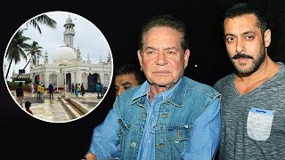 Salman Khan's Father Salim Khan SUPPORTS Womens Allowing In Haji Ali Dargah thumbnail