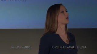 Illness and Isolation | Ali Mitrovich | TEDxCardinalNewmanHS