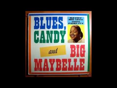 """Big Maybelle   """" A Good Man Is Hard To Find """"    (1959)"""
