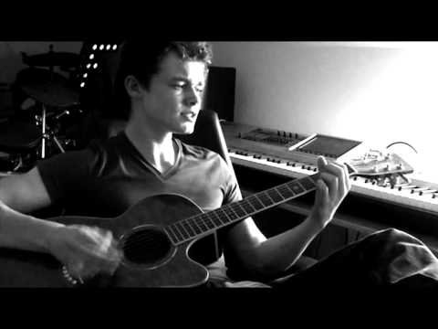 Skinny Love James Tw Cover Chords And Lyrics Youtube