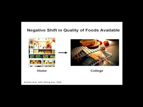 Testing innovative approaches to increase overall health among college students