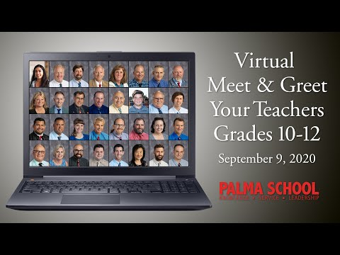 Palma School Meet & Greet 10 12