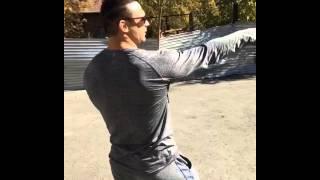 Ilya Ilyin dance 2015