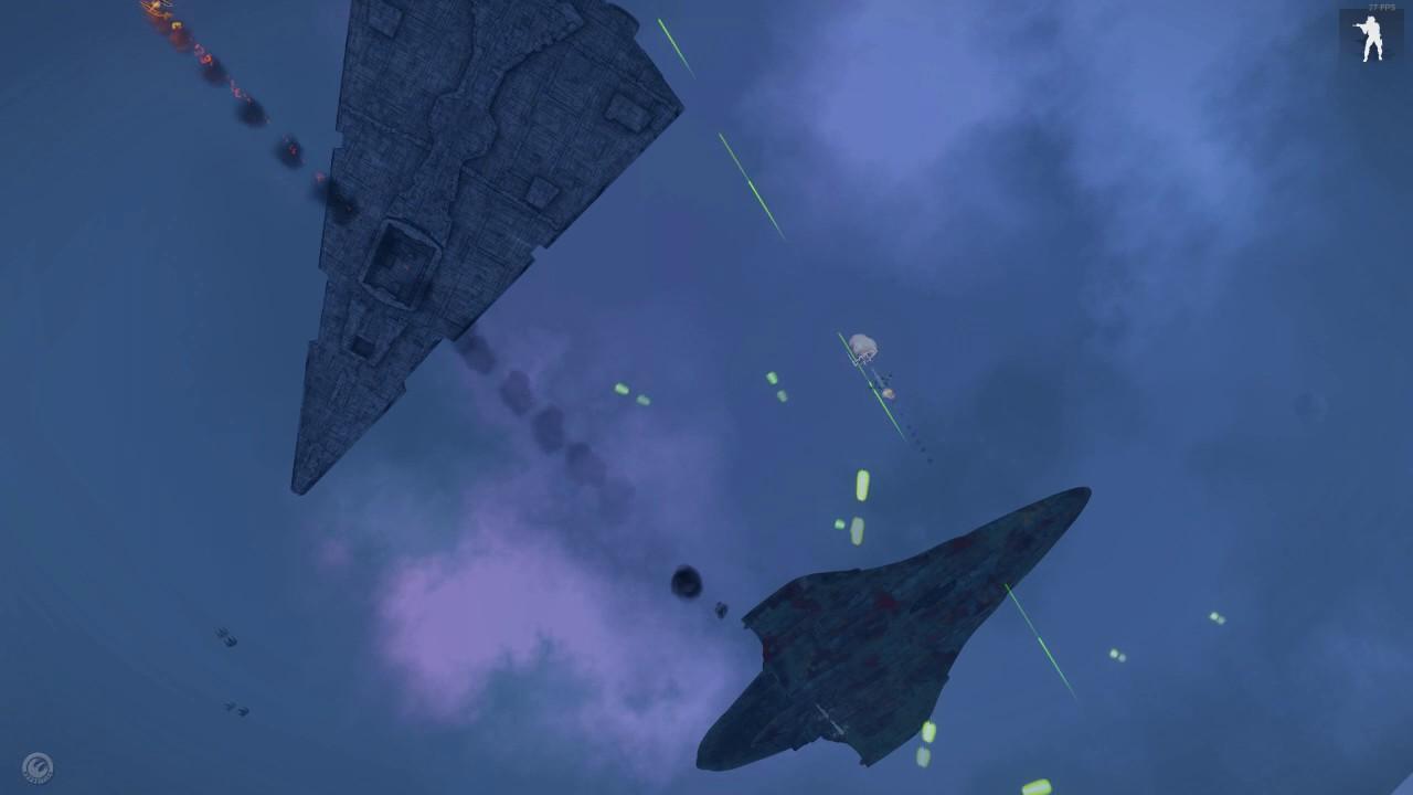 Arma 3 Mission Scripting Ideas: Star Wars