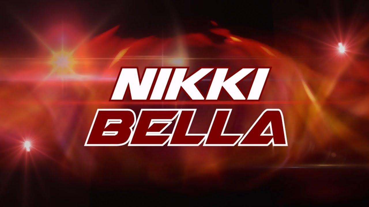 Nikki Bella Custom Entrance Video Titantron Youtube