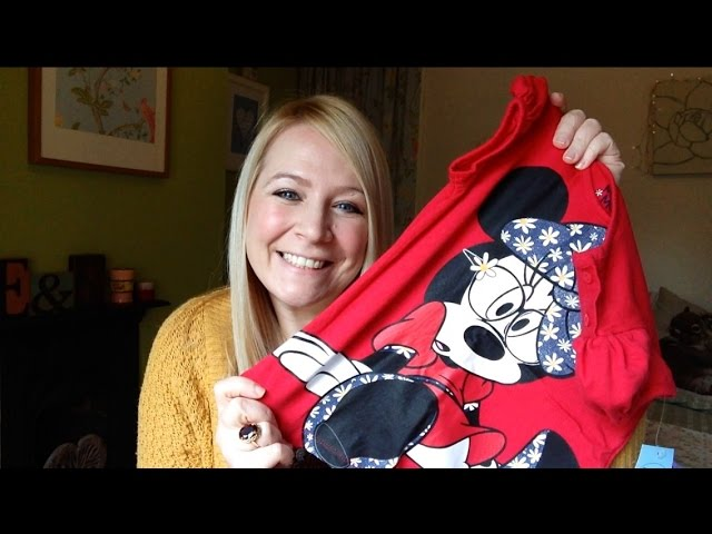 Disneyland Paris: Children's Clothes Haul