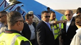 No Survivors in Russian Jetliner Crash in Egypt