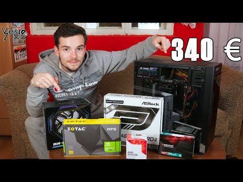 Sklapam AMD konfiguraciju za 340 eura