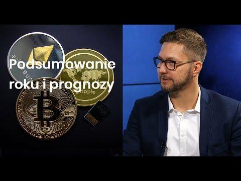 Bitcoin: podsumowanie 2018 roku i prognozy na 2019