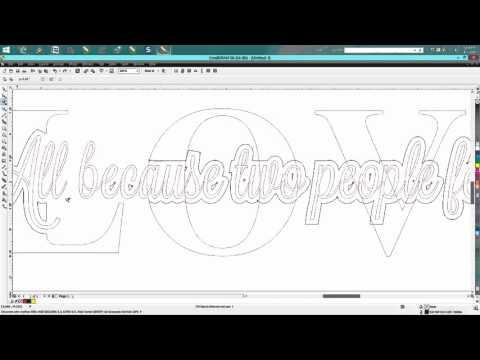 Corel Draw Tips & Tricks Contour Tool