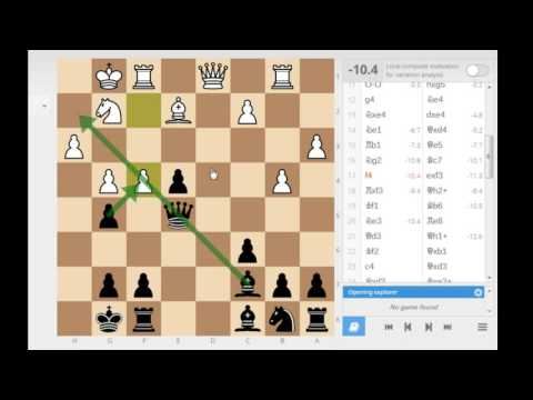 Triple Pawn Rektion! Chess 22: French Defense vs Valery
