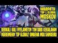 Hal Yang Gw Pelajari Dari Top 1 Global MOSKOV WARPATH     Mobile Legends Indonesia