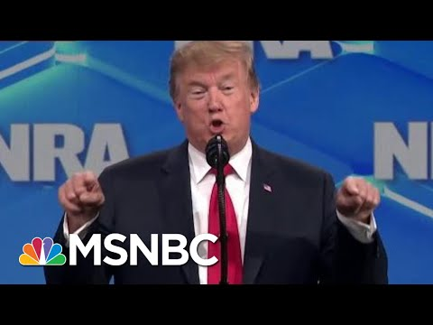 Reports Show NRA In Crisis | All In | MSNBC