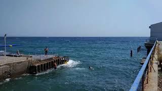 видео Погода в Крыму в августе