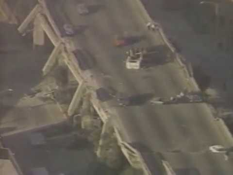 News - Part 1 - San Francisco Earthquake - 17 Oct 1989