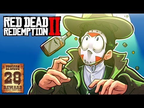 UFO, GHOST LADY & MAYOR MISSIONS! - RED DEAD REDEMPTION 2 - Ep. 28!
