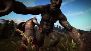 VALNIR ROK   Official Reveal Trailer New Open World Viking Game 2018