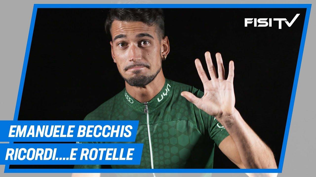 'Memories' con...Emanuele Becchis   FISI TV