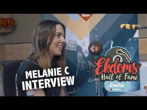 Melanie C talks Spice Girls, her solo career and Night of the Proms - Ekdoms Hall of Fame: Londen