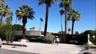 Krisel Home Tour Palm Springs