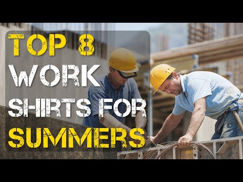 Top 10 Best Work Shirts for Summer