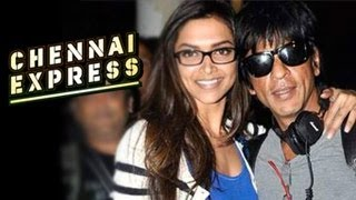Chennai Express trailer release on 29th March 2013