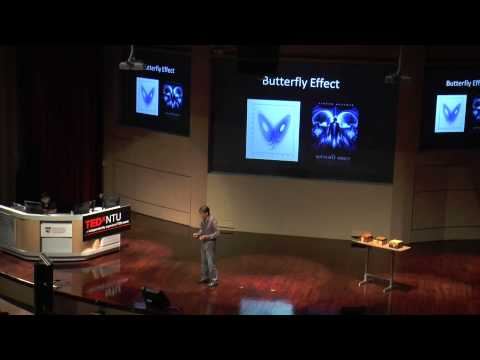 The rationality of luck -- chaos, randomness and information: Chew Lock Yue at TEDxNTU