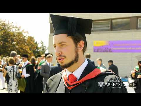 Graduates of the Aberystwyth Business School