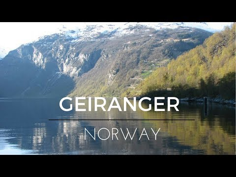 VISITING GEIRANGER NORWAY | #Shiplife