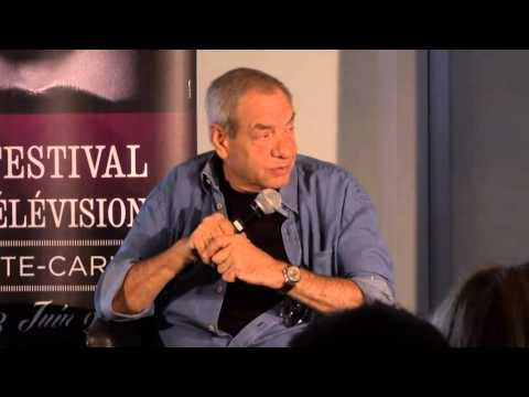 Conférence avec Dick Wolf et Tom Fontana