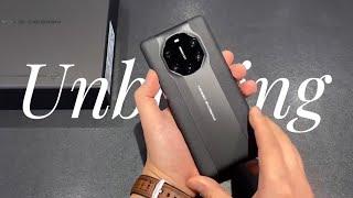 Huawei mate 40 RS porsche Design Unboxing