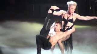 P!nk - Try LIVE Truth About Love Tour Bell Center Montreal, 2013/03/12