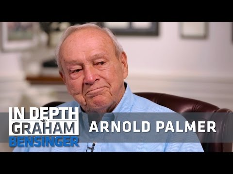 Arnold Palmer Interview: My Dad Lived And Died A Tough Guy