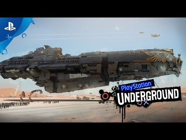 Dreadnought - PS4 Gameplay   PlayStation Underground