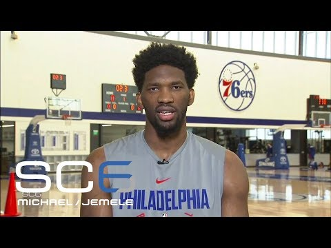 Joel Embiid updates his health status by saying he is 81%, taking a jab at Jalen Rose | SC6 | ESPN