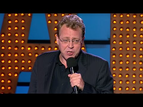 Spite & Marriage - Mike Wilmot - Live at the Apollo - Series 6 - BBC Comedy Greats