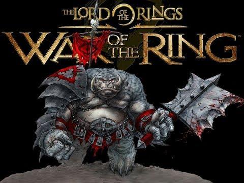 LOTR: War of the Ring. Миссия #6 за Тьму