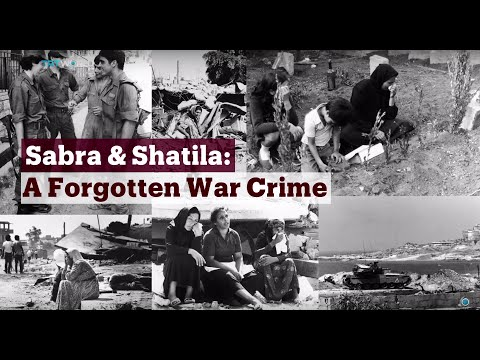 TRT World - World in Focus: Sabra and Shatila: A Forgotten War Crime