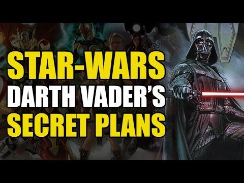 Darth Vader's Secret Plan (Star Wars: Darth Vader Vol 1)