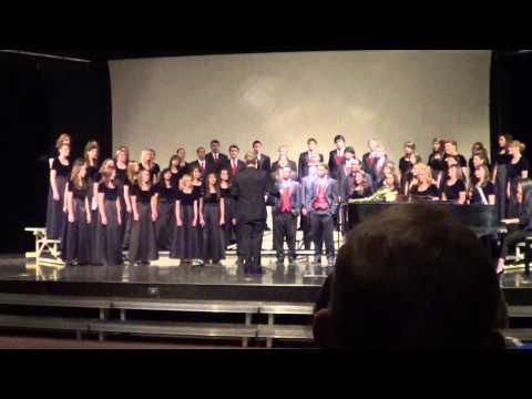 Time to Say Goodbye (English)- Centennial High School: Schola Cantorum