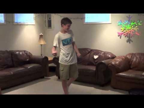 Crazy Reverse Video