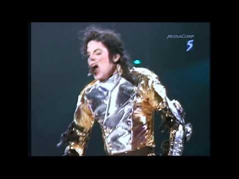 Michael Jackson History Tour Copenhagen...