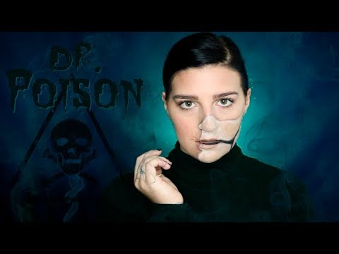 Dr. Poison Makeup Tutorial | Madalyn Cline