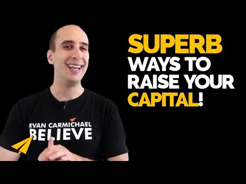 Raising Capital for Business - How to raise $20,000 dollars